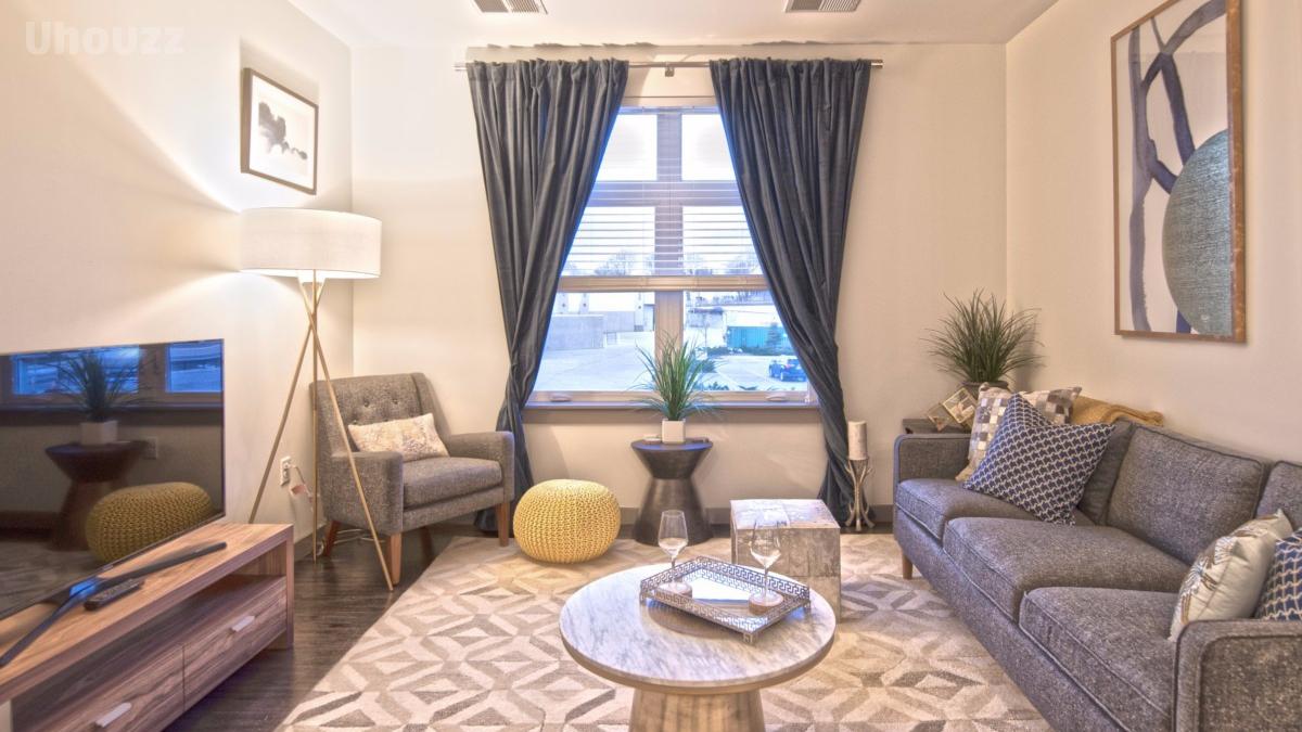 University of massachusetts boston for Deco appartement quincy