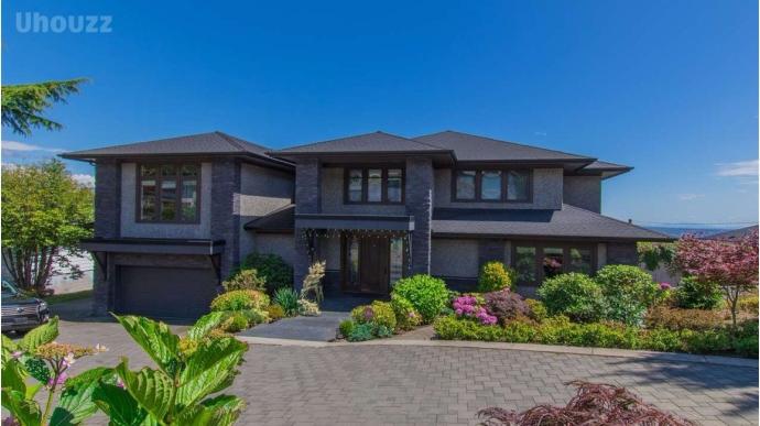 美景豪華獨棟別墅-加拿大西溫哥華買房-異鄉好居