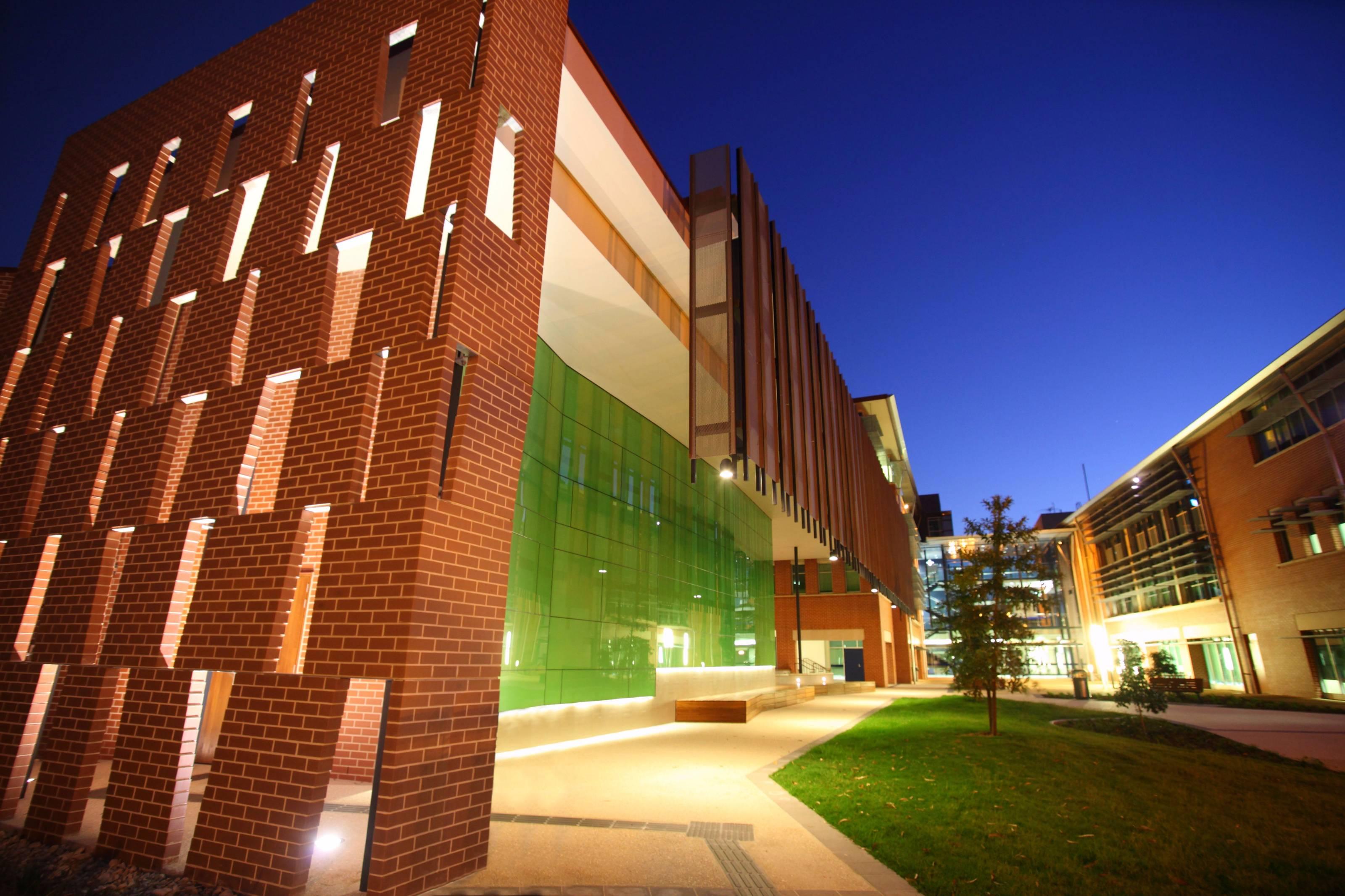 the university of queensland ipswich campus