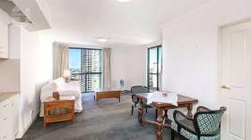 昆士兰科技大学附近时尚两居公寓