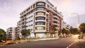悉尼大学附近典雅一居室公寓