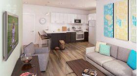 |Landmark Apartment