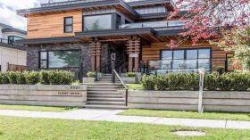 不列颠哥伦比亚大学周边豪华独栋别墅出售