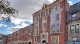 麦吉尔大学附近优质两室公寓