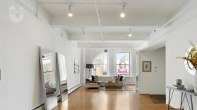 traditional style apartment near New York University
