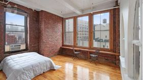 Clear apartment near the New York University