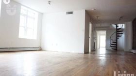 Duplex apartment near Columbia University