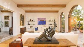 加州大学圣迭戈分校附近艺术别墅