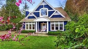 美丽幽静独栋别墅
