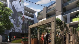 珀斯市中心优质公寓 - 琉璃之都