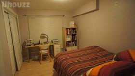 漂亮的单卧室