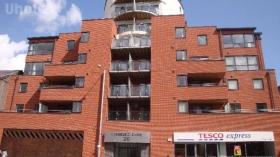 现代两居室公寓