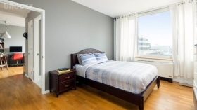 Quiet one bedroom apartment