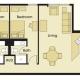 2 Bedroom 2 Bathroom-24390