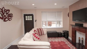 清新的三卧室房屋