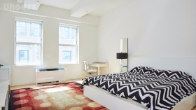 Tidy three bedrooms apartment