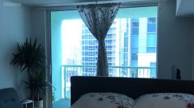美国迈阿密高层公寓带家具出租