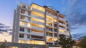 两室两卫公寓近格里菲斯大学Gold Coast校区立即入住