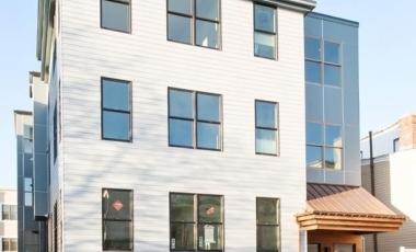 南波士顿 584 East Third Street 公寓