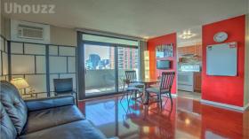 多伦多 市中心一室套房