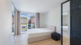 伦敦Treveris Street 2室2卫公寓