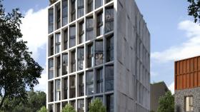 靠近曼彻斯特大学St George's Gardens公寓