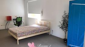 三室一卫悉尼公寓单间近新南威尔士大学Kensington校区7月21日起入住