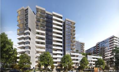 悉尼西部奥林匹克公园区The Retreat公寓
