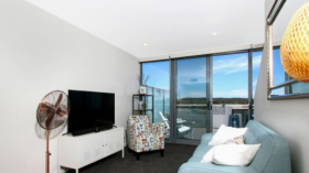 近澳洲国立大学一房公寓