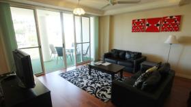 布里斯班两室两卫一车位公寓近昆士兰科技大学Gardens Point校区立即入住