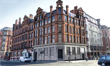 曼徹斯特大學附近115 Princess Street公寓