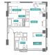 2 Bed 2 Bath - 2E - Floors 17-24