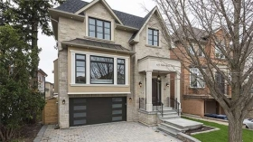 117 Glen Park Ave, Toronto, Ontario, M6B2C6