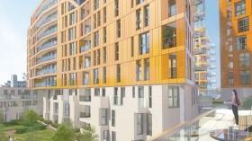 邦瑞伦敦 Enderby Wharf 公寓