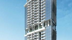 近新加坡市中心 乌节购物区 26 Newton 公寓