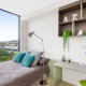 Studio Plus Apartment With High view