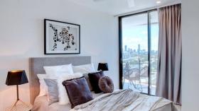 全新两室公寓近昆士兰大学和昆士兰科技大学随时入住