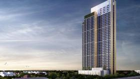 曼谷素坤逸沿线Whizdom 101公寓
