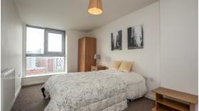 利物浦大学附近1室Bispham House公寓