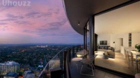 墨尔本两室公寓近迪肯大学Melbourne Burwood校区7月入住