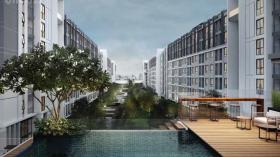 曼谷素坤逸沿线Notting Hill Sukhumvit 105酒店式公寓