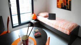 里昂第七区的学生公寓