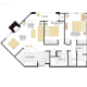 2 Bed 2 Bath PLAN VIII