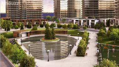 多伦多|多伦多北约克Concord Park Place-Saisons豪华公寓