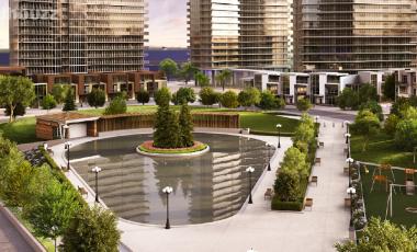 多伦多北约克Concord Park Place-Saisons豪华公寓