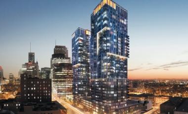 蒙特利尔市中心 近麦吉尔大学YUL 二期 公寓