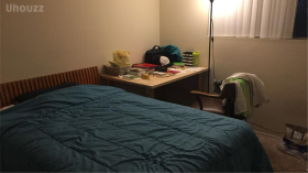 圣地亚哥两居室侧卧出租