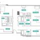 3 Bed 3 Bath - 3D - Floors 8-16