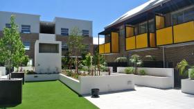 悉尼两室一卫一车位公寓近新南威尔士大学Kensington校区6月20日起入住