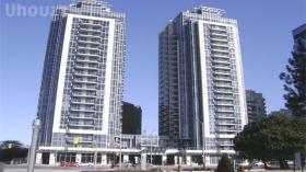 多伦多两室Condo出租,近地铁站
